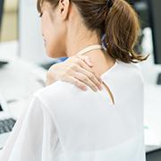 最近姿勢の悪さから腰痛・肩こりがひどくなってきた